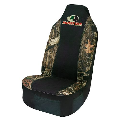 Black Friday Signature Products Mossy Oak Universal Seat Cover Infinity Breakup From Group