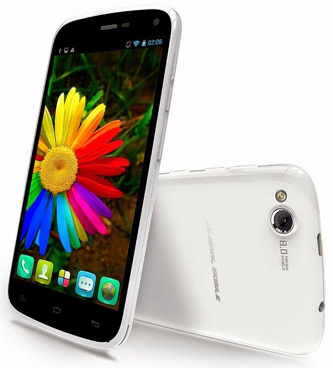 Kore Malı Telefonlar - Samsung - İphone - Htc - blackberry: General Mobile Discovery 560 tl