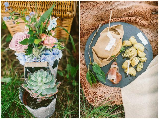Erster Hochzeitstag mit Friederike und Stephan | Hochzeitsblog - The Little Wedding Corner