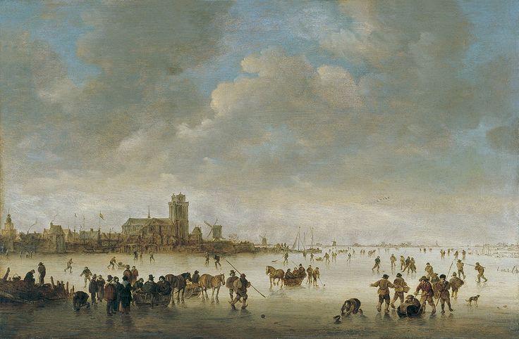 Jan van Goyen - (1643)