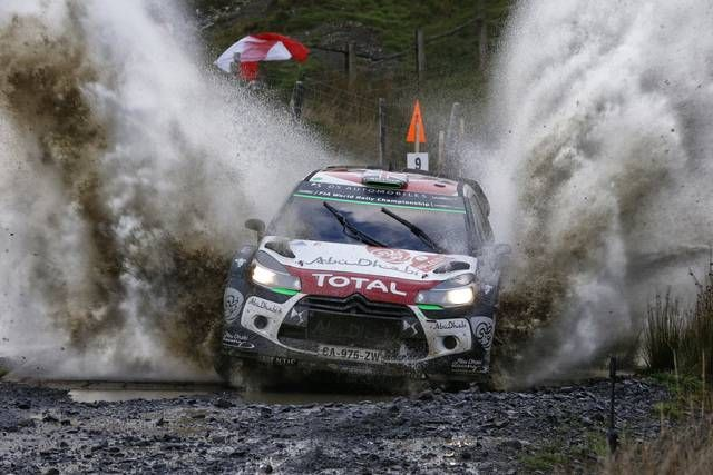 #WRC - #Citroën racing finishes second in the World Championship