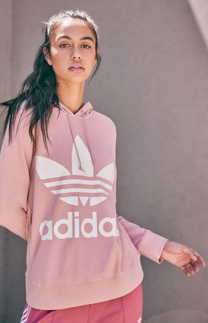 adidas hoodie pacsun