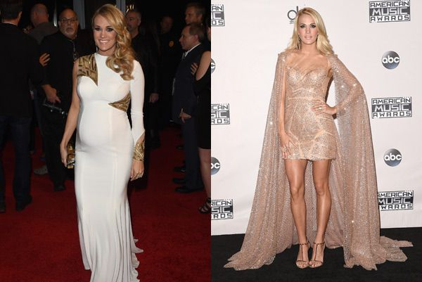 Carrie Underwood gained 30 pounds while pregnant and lost it by doing easy, free exercises at home.