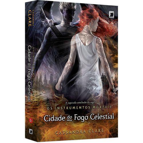 Livro - Cidade do Fogo Celestial - Coleção Os Instrumentos Mortais - Vol. 6
