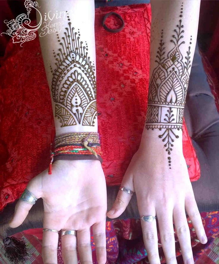 Mehndi Wrist Key : Hands arms divine henna traditional visual and body