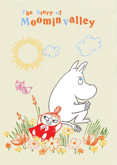 story of moomin valley