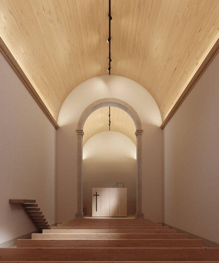 ポルトガルの歴史的な大学校舎のリノベーションプロジェクトを紹介します。この建物が建てられたのはなんと1891年。