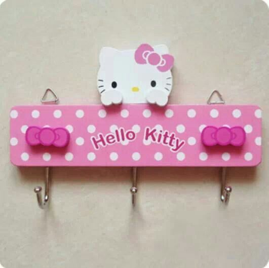 Hello Kitty Wall Hook