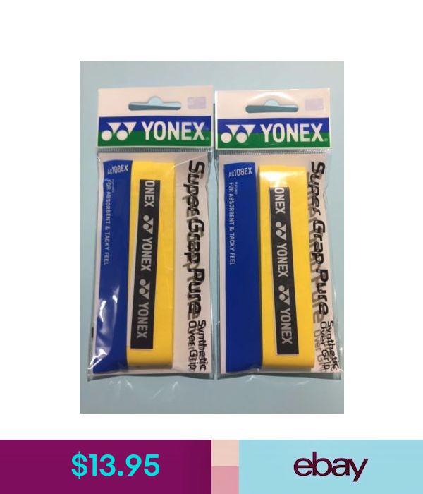 YONEX Bat, Stick & Racquet Grip Tape #ebay #Sporting Goods ...