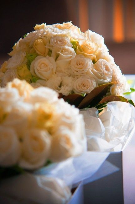 Wedding flowers - by Destiny Photography