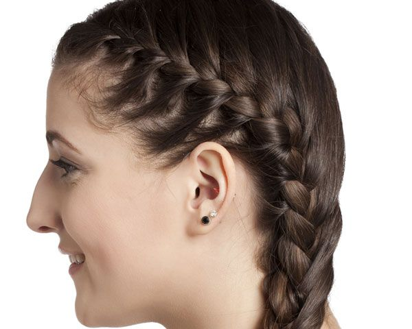 17 best ideas about two french braids on pinterest