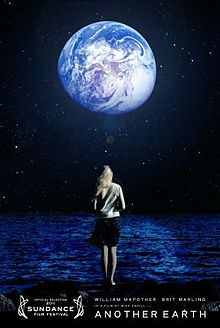 Another Earth  by Mike Cahill, 2011.   While zapping through the TV at my hotel room in Luxor, I cam across this marvel!