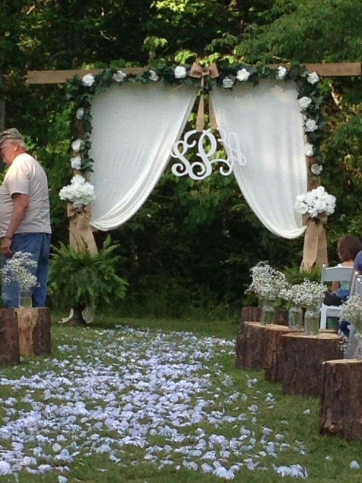 The 25+ best Small backyard weddings ideas on Pinterest ...
