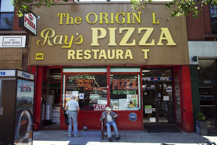 The New York Pizza Project, Documenting New York City's Pizza Shops in Photos and Interviews