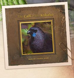 Half this book is non-fiction; showing how the endangered kokako is being saved - the other half is a true story how one man not only saved 10 kokako but helped save a nation's native forests.