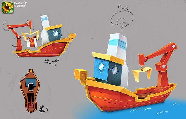 boat by ~joslin