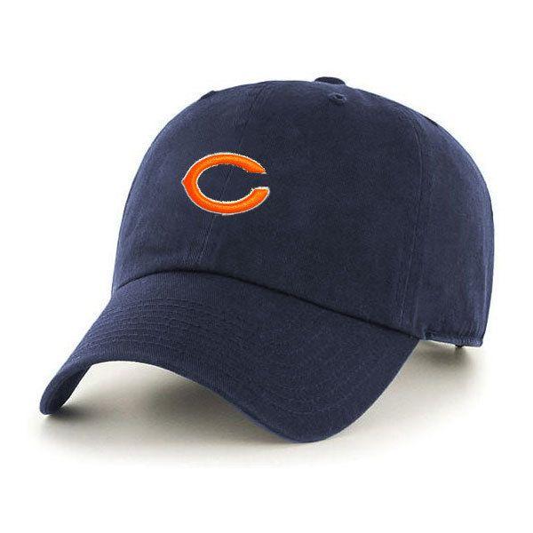 Chicago Bears Adjustable Navy Logo Hat by Reebok  ChicagoBears  Bears   DaBears 4288fb74bb
