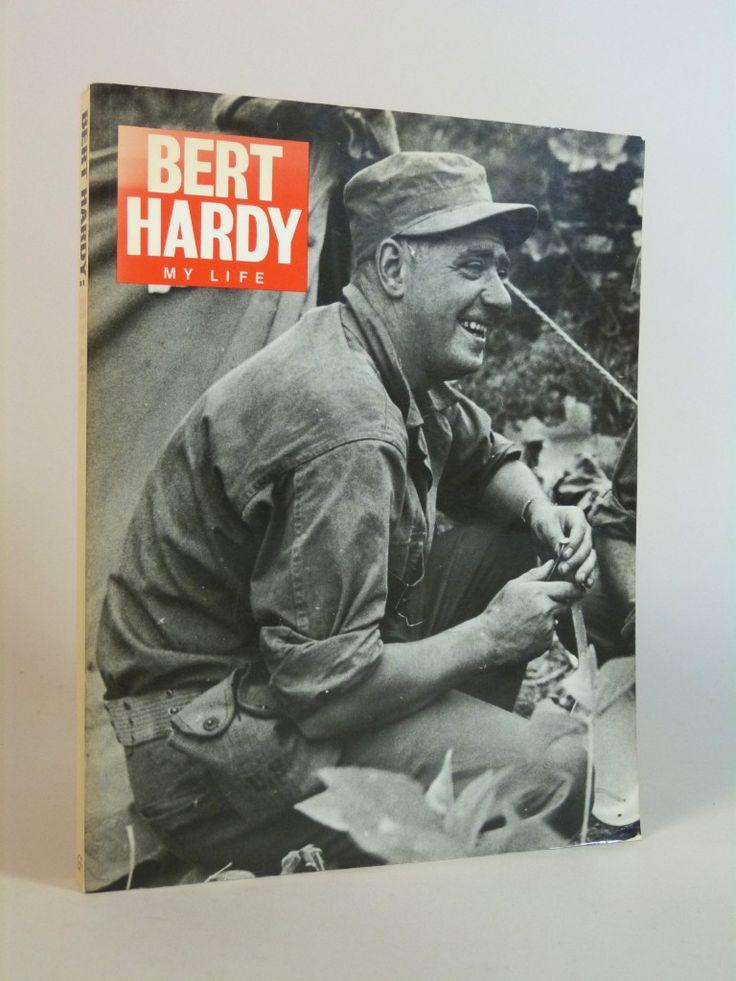 My Life Bert Hardy (Signed copy)