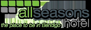 All Seasons Hotel - Bendigo  171-183 McIvor Road  +61 3 5443 8166
