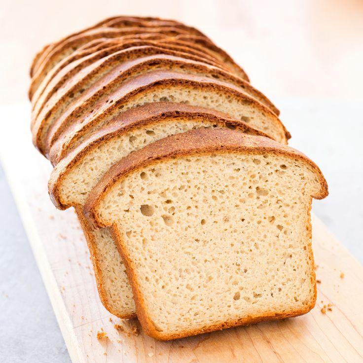 Gluten-Free Classic Sandwich Bread