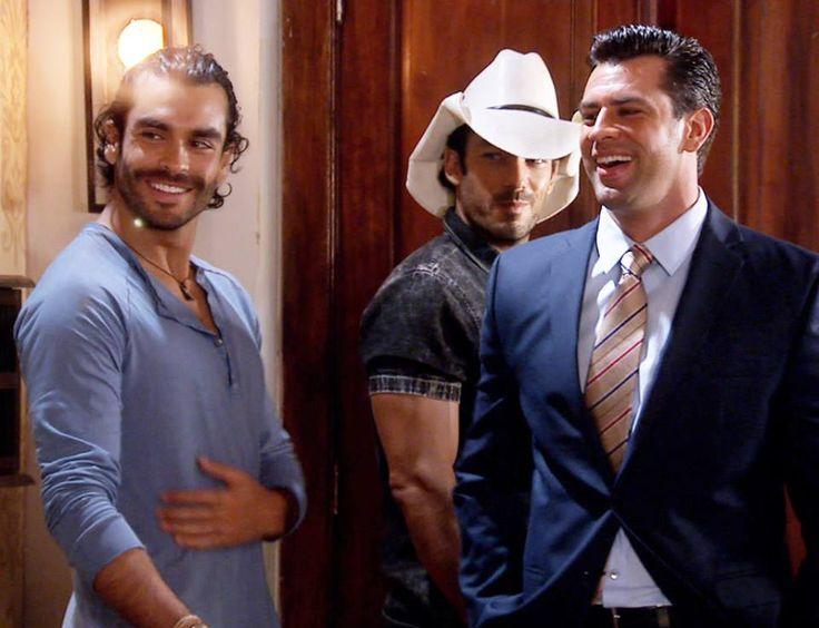 Hermanos Gallardo - Gonzalo Garcia Vivanco, Aaron Diaz, & Christian de la Campa #tierradereyes Tierra de Reyes