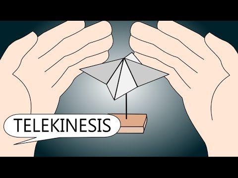 Can humans do telekinesis? - Quora