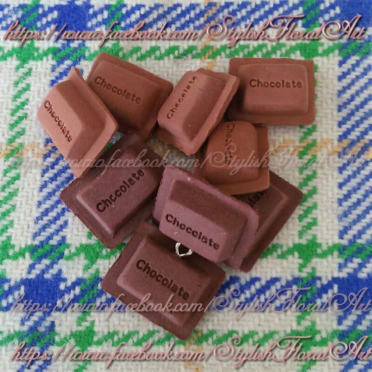 Decoden chocolates