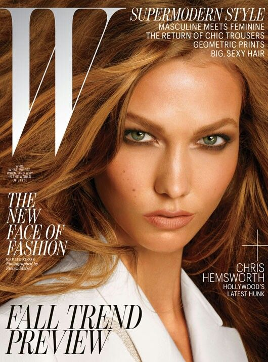 Karlie Kloss & Joan Smalls Are 'Super Modern Supermodels' for W Magazine's July…