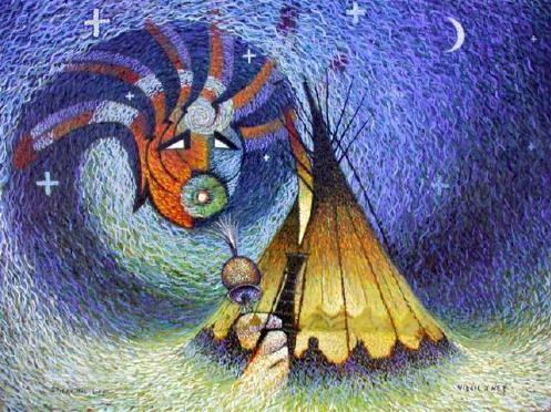 L'oroscopo dei nativi americani permette di individuare il proprio animale guida, a seconda della data di nascita. E' infatti basato su elementi naturali.
