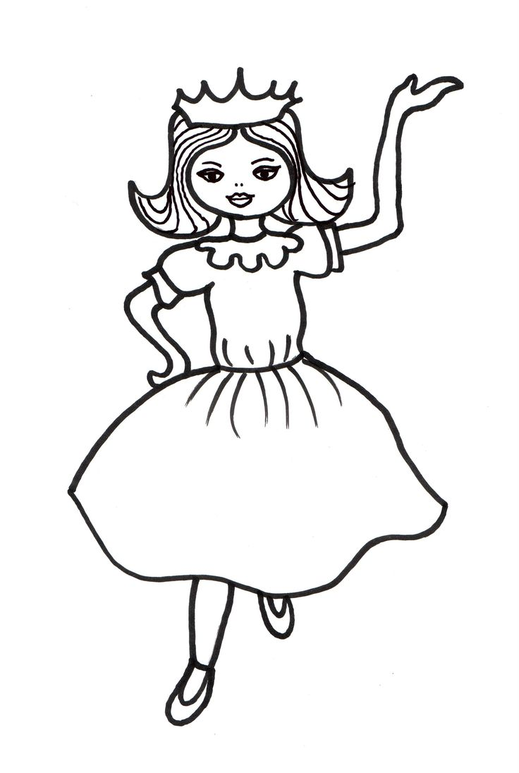 Colouring in kings and queens - Queens Dancing Coloring Pages For Kids Printable Kings Queens And Princesses Coloring Pages For Kids
