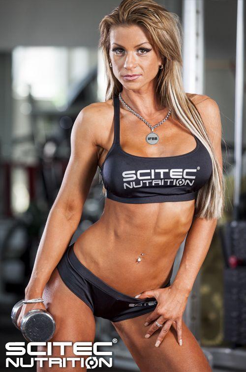 28 Best Jana Majernikova - Scitec Nutrition Team Images On -1113
