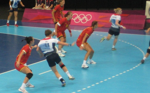Olympic blog: Handball magic. Despite GB not getting the result they wanted – the final score being  31-19 in Montenegro's favour, the real winners here tonight were the  crowd.