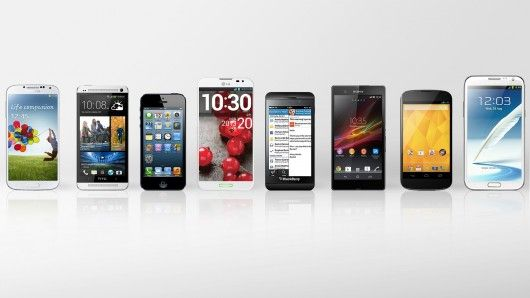 GIZMAG'S 2013 SMARTPHONE COMPARISON GUIDE-->EVERYTHING YOU WANT TO KNOW! http://www.gizmag.com/smartphone-comparison-2013/27259/