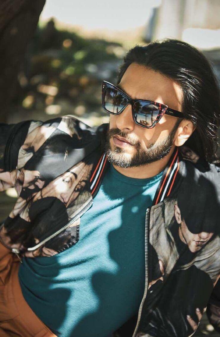 Ranveer Singh | Filmfare, Nov. '17