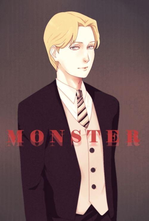 neimana: Johan Liebert, Monster
