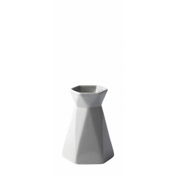 Simple  Vase grau von bovictus ber stilherz de