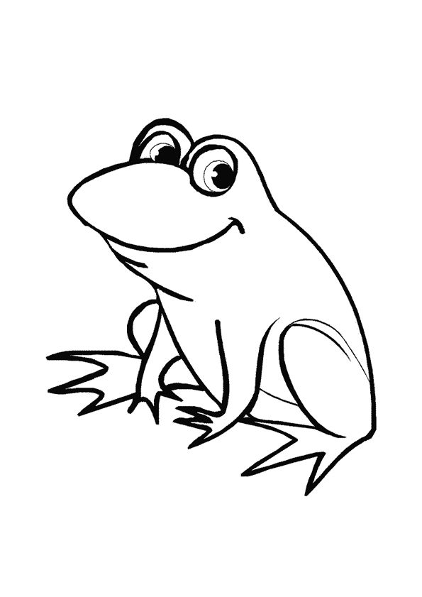 18 best frogs images on Pinterest | Frogs, Coloring books and Frog ...