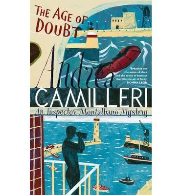 The Age of Doubt - 14th book in the series - this pins to the hardback as the paperback has a different cover