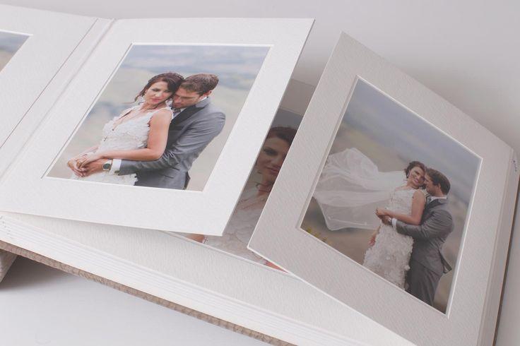 Queensberry albums | Wing page | Musae Studios, NZ #queensberryalbums #weddingalbums