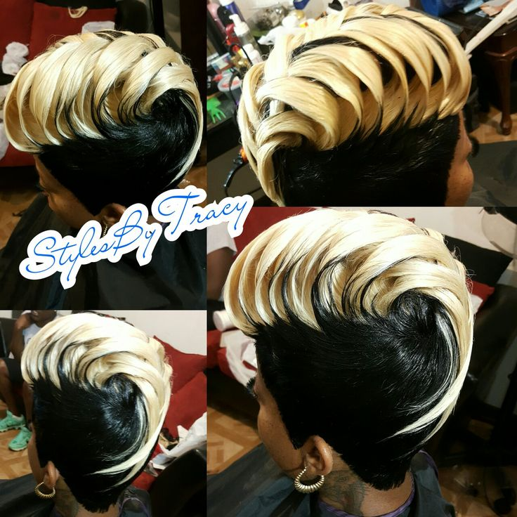 Shortstyle Weave Quickweave Hairstyles Braids Weaves