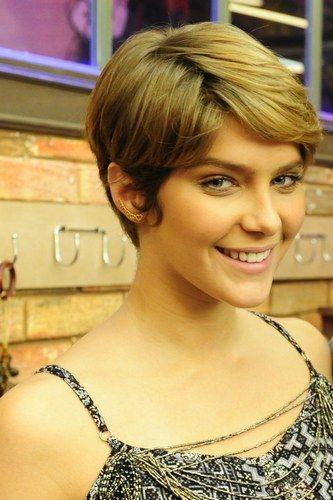 Cortes de cabelo 2015 - Isabella Santoni