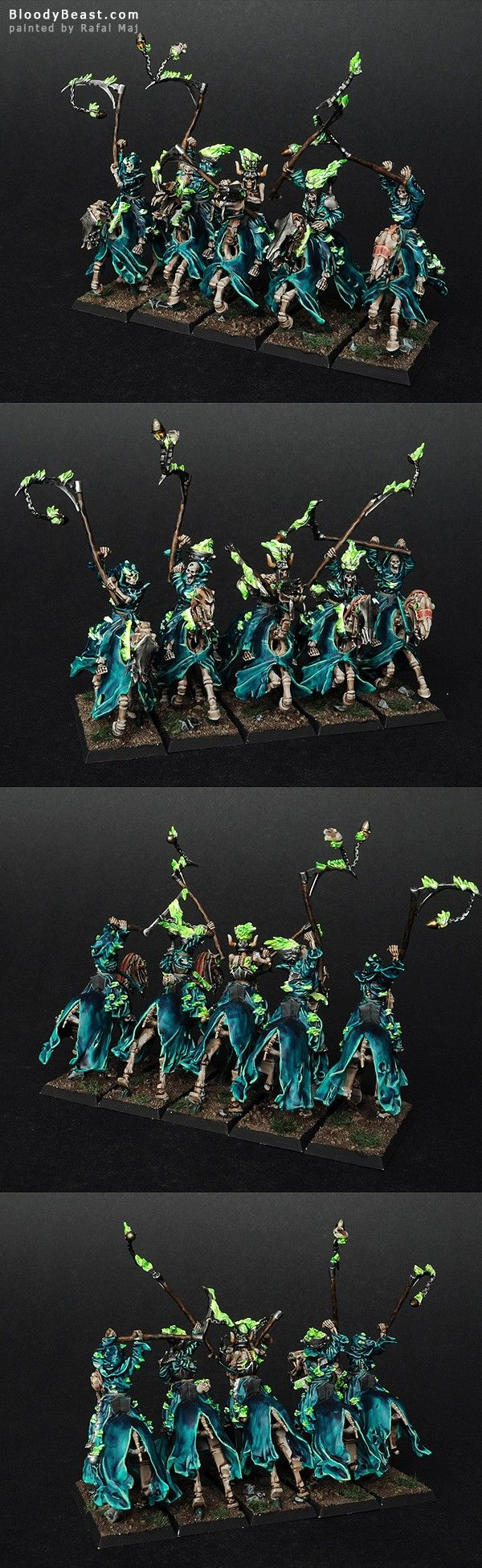 Vampire Counts Hexwraiths