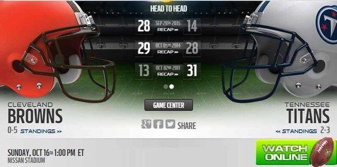 http://brownsvstitanslive.us    Browns vs Titans Live