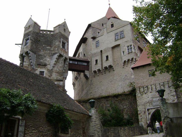 Pernstejn Castle - Nedvedice, Czech Republic
