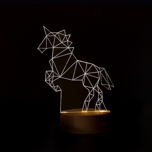 ber ideen zu einhorn lampe auf pinterest lampe kinderzimmer nachtlicht und st martin. Black Bedroom Furniture Sets. Home Design Ideas