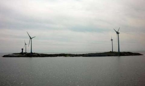 Ρεκόρ ενέργειας από τον άνεμο στη Σουηδία με μισό εκατομμύριο kWh
