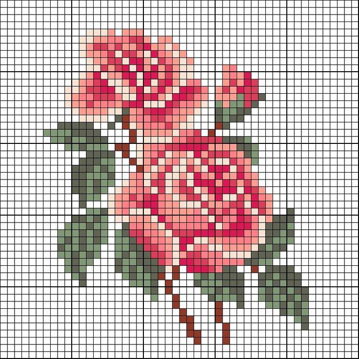 картинки цветки крестиком уверены, что