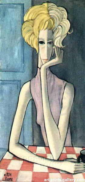 Margaret Keane Paintings Art Images Gallery