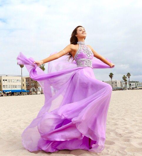 Love it! Sherri Hill Sadie Robertson prom dress