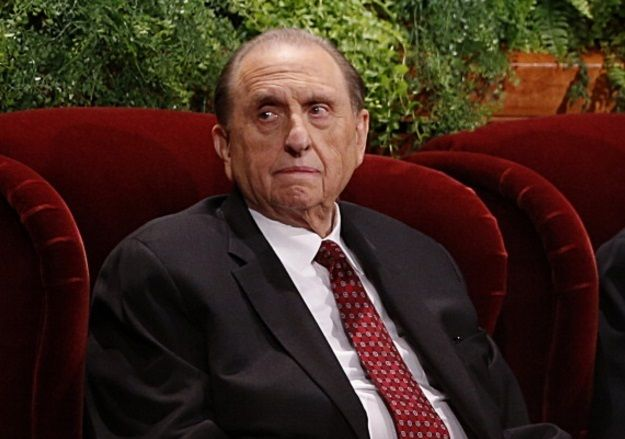 With antagonistic political campaigns, tensions in the home, and increasing violence between cultures and religion, President Monson's recent counsel is one important for all of us to hear.